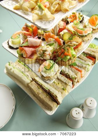 Torre de Finger Food