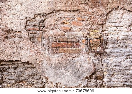 Rough wall texture, useful as grunge background
