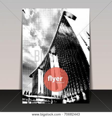 Flyer or Cover Design - Singapore Sands
