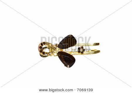 Hairpin For Hair With Jewels