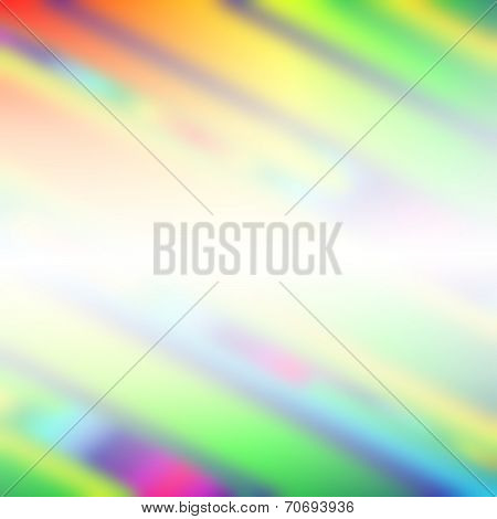 Rainbow Square Raster