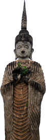 picture of prophets  - Buddha was a prophet of Buddhism is the national religion of Thailand - JPG