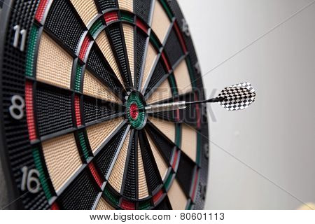 Dart Bulls Eye Center Dart Disc.
