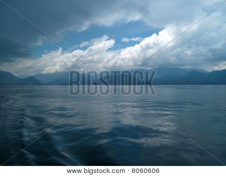 Lago Maggiore In Italy
