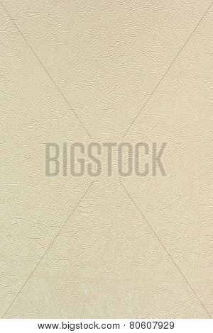 Ivory Artificial Leather Background Texture
