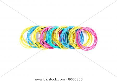 A Set Of Rubber Bands