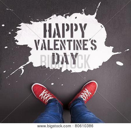 Valentine's day concept