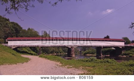 Phillipi Covered Bridge