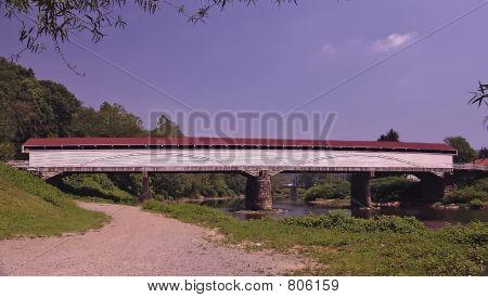 Phillipi Covered Bridge