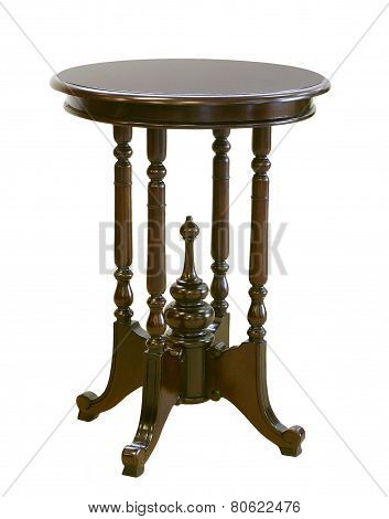 Serving Table.