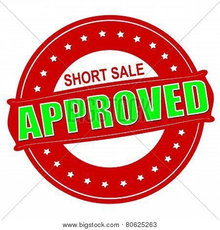 Short Sale Approved