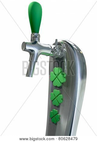 Irish Beer Tap