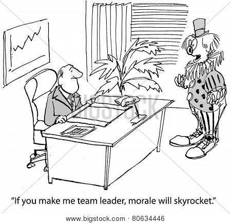 Team Morale