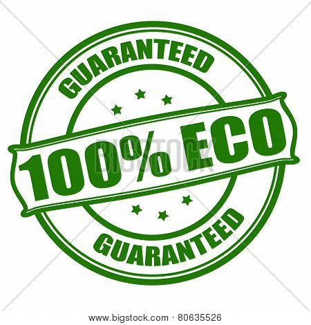 One Hundred Percent Eco