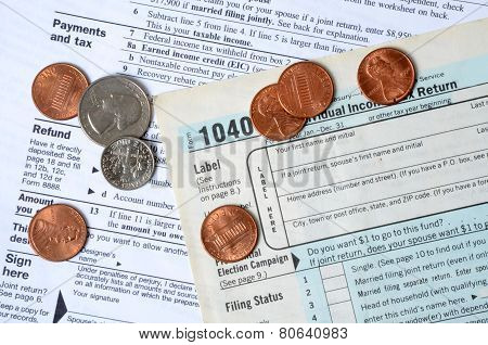 Refund Taxes