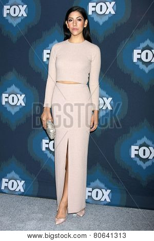 LOS ANGELES - JAN 17:  Stephanie Beatriz at the FOX TCA Winter 2015 at a The Langham Huntington Hotel on January 17, 2015 in Pasadena, CA