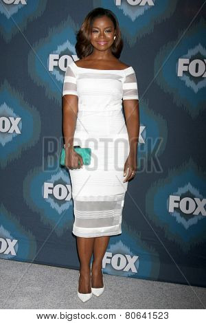 LOS ANGELES - JAN 17:  Erica Tazel at the FOX TCA Winter 2015 at a The Langham Huntington Hotel on January 17, 2015 in Pasadena, CA