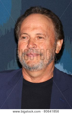 LOS ANGELES - JAN 17:  Billy Crystal at the FOX TCA Winter 2015 at a The Langham Huntington Hotel on January 17, 2015 in Pasadena, CA