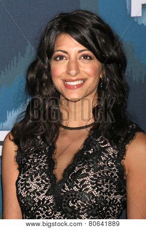 LOS ANGELES - JAN 17:  Meera Rohit Kumbhani at the FOX TCA Winter 2015 at a The Langham Huntington Hotel on January 17, 2015 in Pasadena, CA