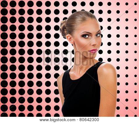 Professional Make up concept