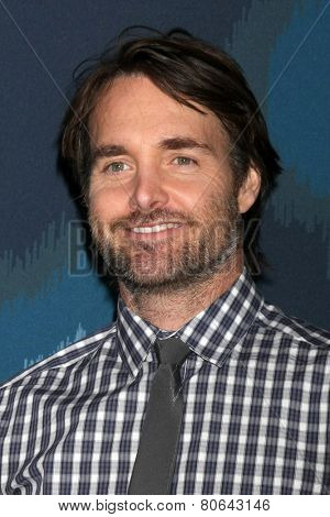 LOS ANGELES - JAN 17:  WIll Forte at the FOX TCA Winter 2015 at a The Langham Huntington Hotel on January 17, 2015 in Pasadena, CA