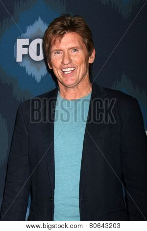 LOS ANGELES - JAN 17:  Denis Leary at the FOX TCA Winter 2015 at a The Langham Huntington Hotel on January 17, 2015 in Pasadena, CA