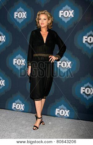 LOS ANGELES - JAN 17:  Elaine Hendrix at the FOX TCA Winter 2015 at a The Langham Huntington Hotel on January 17, 2015 in Pasadena, CA