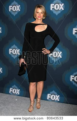 LOS ANGELES - JAN 17:  Joelle Carter at the FOX TCA Winter 2015 at a The Langham Huntington Hotel on January 17, 2015 in Pasadena, CA