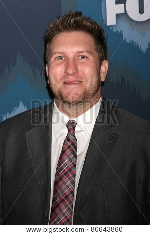 LOS ANGELES - JAN 17:  Nate Torrence at the FOX TCA Winter 2015 at a The Langham Huntington Hotel on January 17, 2015 in Pasadena, CA