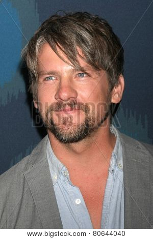LOS ANGELES - JAN 17:  Zachary Knighton at the FOX TCA Winter 2015 at a The Langham Huntington Hotel on January 17, 2015 in Pasadena, CA