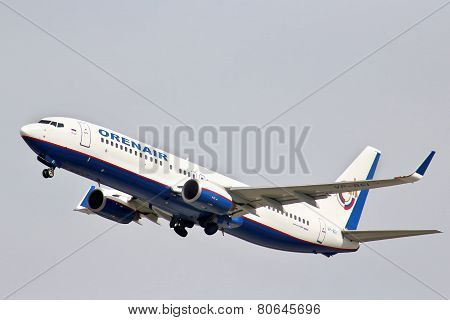 Orenair Boeing 737