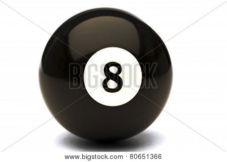 Billiards Eight Ball