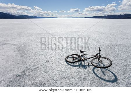 Bike On Ice