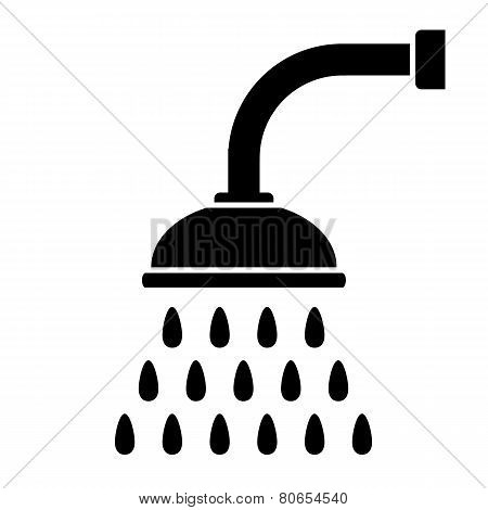 Shower Icon.