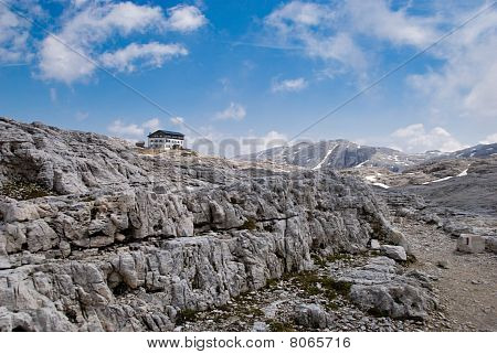 Dolomites Of Pale Di San Martino