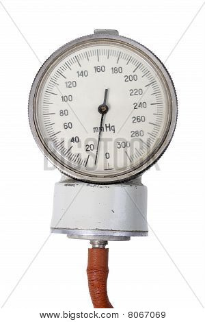 Single Indicator For Retro Sphygmomanometer