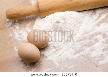 Making Homemade Dough