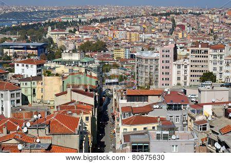 Galata Karakoy quarter