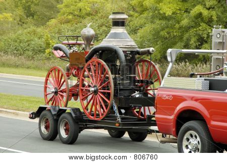 Fire Truck Parade 3