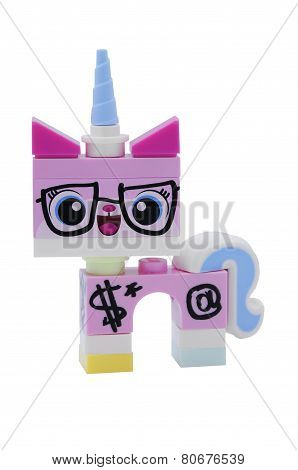 Bizniz Kitty Minifigure