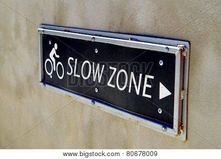 The Slow Zone
