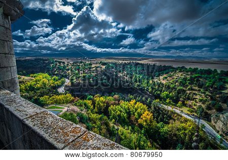 View from Alcazar