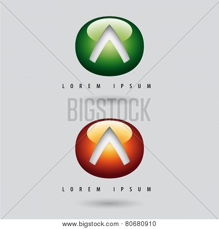 Dynamic logo set