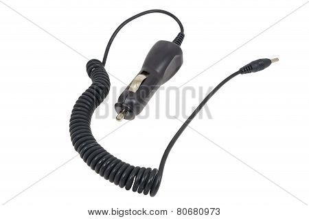 Black Car Adapter