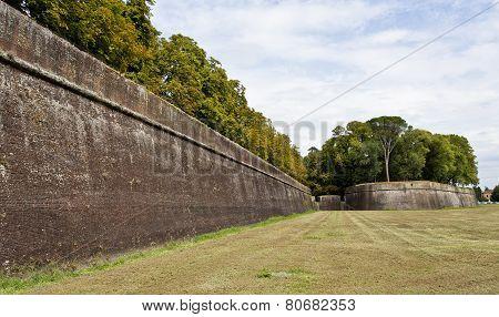 Lucca Citadel