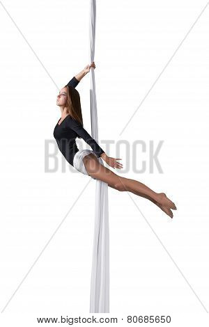 Aerial Silk Dancer