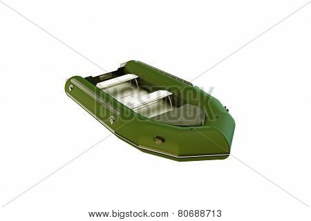 Rubber Dinghy