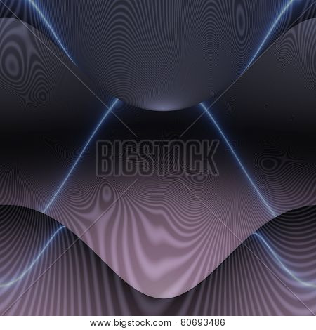 Surreal Abstract Structure