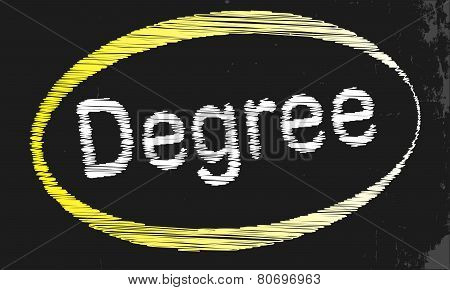 Degree Blackboard