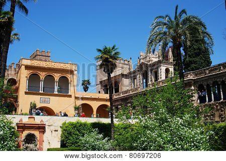 Castle of the Kings, Seville.